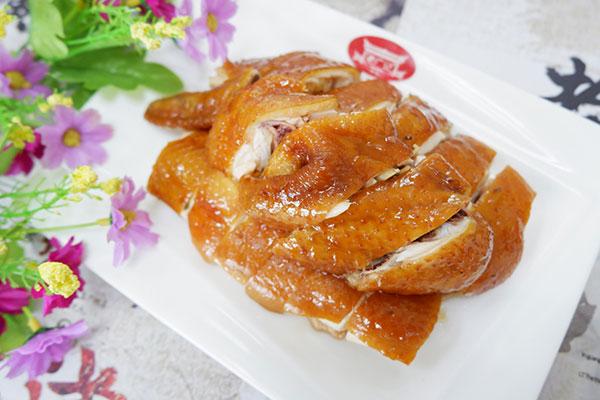 玫瑰豉油鸡